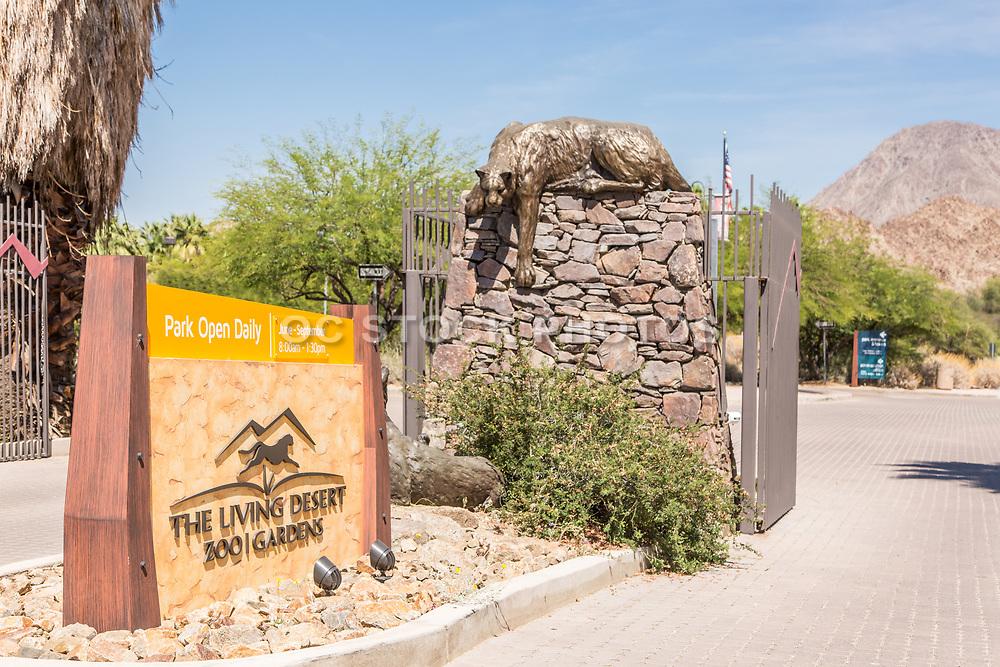 The Living Desert Zoo and Gardens Palm Desert California