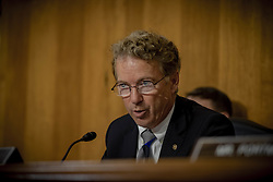 July 25, 2018 - Washington, District of Columbia, United States - Senator RAND PAUL  (Credit Image: © Douglas Christian via ZUMA Wire)