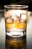 Indisk whisky i Goa, India