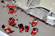 © Filippo Alfero / LaPresse<br /> Maranello (MO), 18-07-2007<br /> Ferrari - SAT - Training Centre