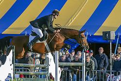 Van Gorp Nick-Odessa<br /> Nationaal kampioenschap LRV - Opglabeek 2002<br /> Photo © Dirk Caremans