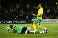 Gillingham v Norwich City 061009