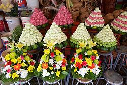 Flower Shop with Ceremonial Arrangements