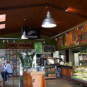 Kerikeri Bakehouse Café,  Kerikeri Rd,  New Zealand, 15th November 2010. Photo Tim Clayton.