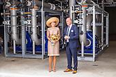 Koningin Maxima opent eerste Groene Mineralen Centrale