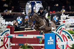 Carton-Grootjans Ann, BEL, Cigol du Parsis Z<br /> Jumping Mechelen 2019<br /> © Hippo Foto - Sharon Vandeput<br /> 28/12/19