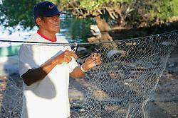 Menidng Fishing Nets