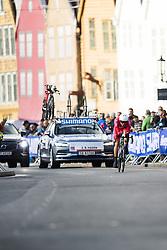 September 20, 2017 - Bergen, NORWAY - 170920 Edvald Boasson Hagen of Norway competes during the Men Elite Individual Time Trial on September 20, 2017 in Bergen..Photo: Jon Olav Nesvold / BILDBYRN / kod JE / 160023 (Credit Image: © Jon Olav Nesvold/Bildbyran via ZUMA Wire)