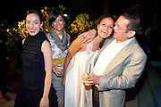PAMELA GOLBIN; ISABELLA COOPER; RACHEL BARRETT; SANTIAGO GONZALEZ, Jay Jopling hosts a party at Soho House. Miami Beach. Miami art Basel. 30 November 2010. -DO NOT ARCHIVE-© Copyright Photograph by Dafydd Jones. 248 Clapham Rd. London SW9 0PZ. Tel 0207 820 0771. www.dafjones.com.