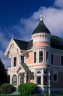 The victorian `gingerbread house` Eureka Humboldt County, CALIFORNIA