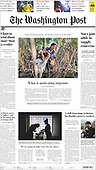 March 28, 2021 (USA): Front-page: Today's Newspapers In United States