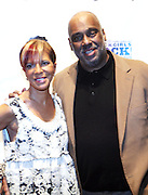 l to r: Slyvia Rhone and Danny Simmons at The 3rd Annual Black Girls Rock Awards held at the Rose Building at Lincoln Center in New York City on November 2, 2008..BLACK GIRLS ROCK! Inc. is a 501 (c)(3) nonprofit, youth empowerment mentoring organization established for young women of color.  Proceeds from ticket sales will benefit BLACK GIRLS ROCK! Inc.?s mission to empower young women of color via the arts.  All contributions are tax deductible to the extent allowed by