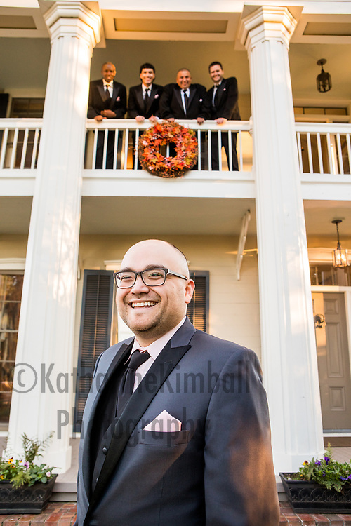Wedding at Ainsworth House and Gardens in Oregon City, OR