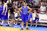 DESCRIZIONE : Forli DNB Final Four 2014-15 Npc Rieti BCC Agropoli<br /> GIOCATORE : Carmelo Iurato<br /> CATEGORIA : delusione<br /> SQUADRA : BCC Agropoli<br /> EVENTO : Campionato Serie B 2014-15<br /> GARA : Npc Rieti BCC Agropoli<br /> DATA : 13/06/2015<br /> SPORT : Pallacanestro <br /> AUTORE : Agenzia Ciamillo-Castoria/M.Marchi<br /> Galleria : Serie B 2014-2015 <br /> Fotonotizia : Forli DNB Final Four 2014-15 Npc Rieti BCC Agropoli