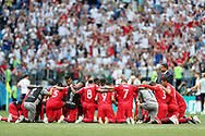Team of Panama after the 2018 FIFA World Cup Russia, Group G football match between England and Panama on June 24, 2018 at Nizhny Novgorod Stadium in Nizhny Novgorod, Russia - Photo Tarso Sarraf / FramePhoto / ProSportsImages / DPPI