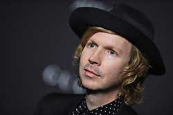 Beck attends the 2018 LACMA Art + Film Gala at LACMA on November 3, 2018 in Los Angeles, CA, USA. Photo by Lionel Hahn/ABACAPRESS.COM