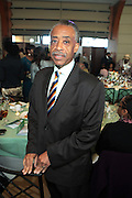 April 7, 2012 New York, NY:  Rev. Al Sharpton attends the 62nd Annual Women of Distinction Spirit Awards Luncheon & Fashion Show sponsored by The Links, Inc- Greater New York Chapter held at Pier Sixty at Chelsea Piers on April 7, 2012 in New York City...Established in 1946, The Links,  incorporated, is one of the nation's oldest and largest volunteer service of women, linked in friendship, are committed to enriching, sustaining and ensuring the culture and economic survival of African-American and persons of African descent . The Links Incorporated is a not-for-profit organization, which consists of nearly 12, 000 professional women of color in 272 located in 42 states, the District of Columbia and the Bahamas. (Photo by Terrence Jennings)