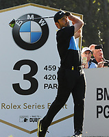 Golf - 2019 BMW PGA Championship - Thursday, First Round<br /> <br /> Francesco Molinari of Italy, at the West Course, Wentworth Golf Club.<br /> <br /> COLORSPORT/ANDREW COWIE