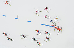 March 16, 2019 - –Stersund, Sweden - 190316 Skiers competes in the Women's 4x6 km Relay during the IBU World Championships Biathlon on March 16, 2019 in Östersund..Photo: Petter Arvidson / BILDBYRÃ…N / kod PA / 92268 (Credit Image: © Petter Arvidson/Bildbyran via ZUMA Press)