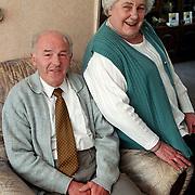 50 jarig huwelijk fam Bunschoten - van Telgen Wintergroen 6 Huizen