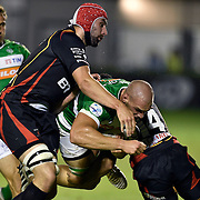 20160923 Rugby, Guinness PRO12 : Benetton Treviso vs Newport Gwent Dragons
