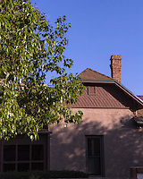 Gable roof house in downtown Tucson