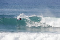 October 12, 2017 - Kolohe Andino of the USA will surf in Round Two of the 2017 Quiksilver Pro France after placing second in Heat 12 of Round One at Hossegor. (Credit Image: © WSL via ZUMA Press)