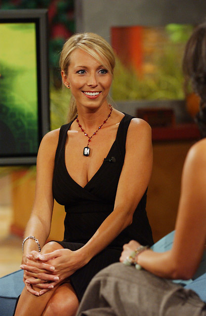 April Lewis, the 30-year-old Pharmaceutical Sales Rep. from Dallas, Tex. became the twelfth houseguest to be evicted from the Big Brother house during the live broadcast of the CBS reality series BIG BROTHER 6 on Tuesday, September 13. With her eviction, she became the sixth member of the BIG BROTHER 6 jury. The second live eviction of the week will be broadcast on Thursday, September 15 (8:00-9:00 PM, ET/PT).
