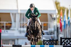 Broderick Greg Patrick, IRL, Jorado<br /> FEI WBFSH Jumping World Breeding Championship for young horses Zangersheide Lanaken 2019<br /> © Hippo Foto - Dirk Caremans