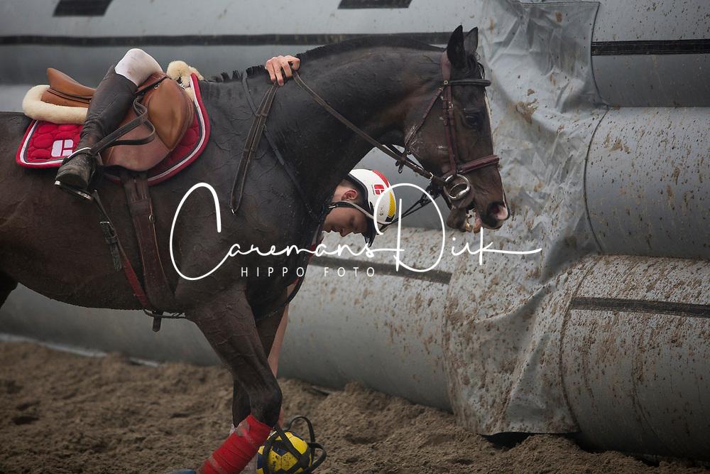 Wesemael Stijn, BEL, <br /> BK Horseball 2018<br /> © Sharon Vandeput<br /> 16:08:49
