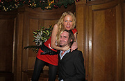 Sophia Hesketh and Andy Cooke, Tatler magazine Little Black Book party, Tramp. Jermyn St. 10 November 2004. ONE TIME USE ONLY - DO NOT ARCHIVE  © Copyright Photograph by Dafydd Jones 66 Stockwell Park Rd. London SW9 0DA Tel 020 7733 0108 www.dafjones.com