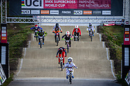 #1 (SMULDERS Laura) NED wins Round 4 of the 2019 UCI BMX Supercross World Cup in Papendal, The Netherlands