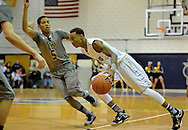 North Ridgeville at Lorain boys varsity basketball on March 7, 2015. Images © David Richard and may not be copied, posted, published or printed without permission.