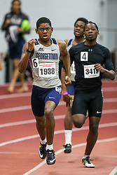 Cheltenham, Georgetown, 500, wins<br /> Boston University Athletics<br /> Hemery Invitational Indoor Track & Field