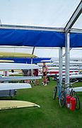 Henley on Thames, England, United Kingdom, 28th June 2019, Henley Royal Regatta Qualifiers, time trial, on Henley Reach, [© Peter SPURRIER/Intersport Image]<br /> <br /> 14:11:37