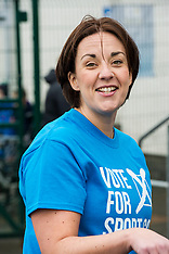 Kezia Dugdale visits Spartans Little Miss Kickers | Edinburgh | 15 April 2016