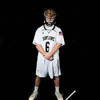 2018 Skyline Boy's Lacrosse Athlete Photos