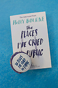 Author Holly Bournes new book The Place Ive Cried In Public during day three of the London Book Fair on the 14th March 2019 at London Olympia in the United Kingdom. Holly Bourne is a British author of young adult fiction. She is the author of best-selling novel Am I Normal Yet? and several other critically acclaimed books.
