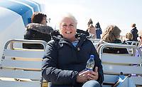 HARLINGEN  - Veerboot Friesland van Rederij Doeksen .  COPYRIGHT KOEN SUYK
