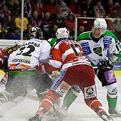 20110116: AUT, Ice Hockey - EBEL League, 39th Round