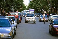 Traffic On Newbury St.
