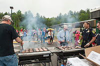 Woodland Height Elementary School BBQ / Read In May 30, 2014.  Karen Bobotas/ for the Laconia Daily Sun