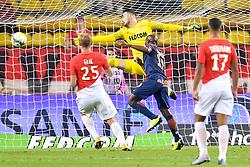 September 29, 2017 - Monaco, France - 19 Souleymane CAMARA (mhsc) - BUT (Credit Image: © Panoramic via ZUMA Press)