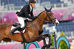 Sun Huadong, CHN, Lady Chin v't Moerven Z, 219<br /> Olympic Games Tokyo 2021<br /> © Hippo Foto - Dirk Caremans<br /> 02/08/2021
