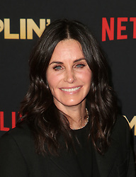 HOLLYWOOD, CA - DECEMBER 6: Jennifer Aniston, at the world premiere of Dumplin' at TCL Chinese 6 Theaters in Hollywood, California on December 6, 2018. 06 Dec 2018 Pictured: Courteney Cox. Photo credit: FS/MPI/Capital Pictures / MEGA TheMegaAgency.com +1 888 505 6342