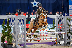 KORN Jana (GER), Harry AG<br /> München - Munich Indoors 2019<br /> Selleria Equipe Pony Cup<br /> Stilspringprüfung mit Stechen<br /> 22. November 2019<br /> © www.sportfotos-lafrentz.de/Stefan Lafrentz