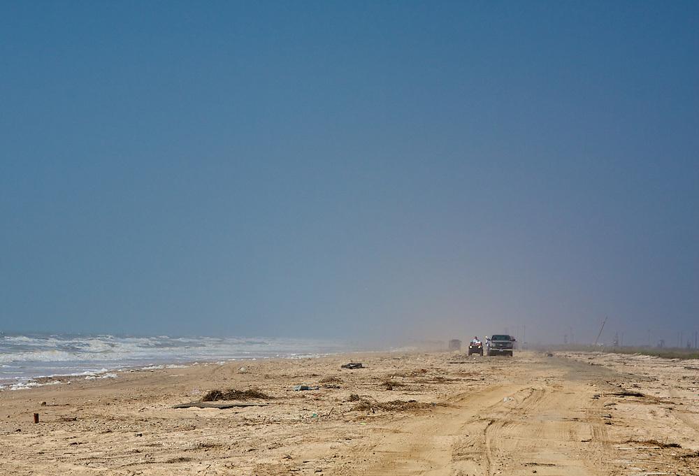 The Dirty Coast - North of High Island, TX