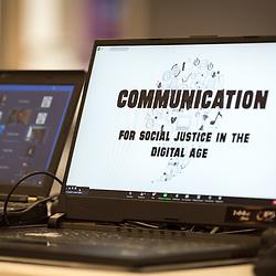 Digital symposium - Social Justice in a Digital Age