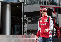 21.06.2015, Red Bull Ring, Spielberg, AUT, FIA, Formel 1, Grosser Preis von Österreich, Rennen, im Bild Kimi Raeikkoenen, (FIN, Scuderia Ferrari)) // during the Race of the Austrian Formula One Grand Prix at the Red Bull Ring in Spielberg, Austria, 2015/06/21, EXPA Pictures © 2015, PhotoCredit: EXPA/ JFK