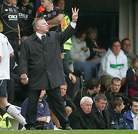 Photo: Lee Earle.<br /> Portsmouth v Bolton Wanderers. The FA Barclays Premiership. 18/08/2007.Bolton manager Sammy Lee.